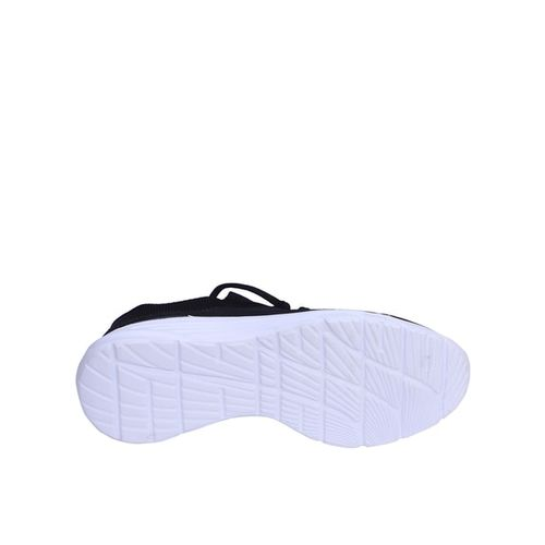 SUKUN Textured Lace-Up Casual Shoes