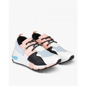 STEVE MADDEN Cliff Lace-Up Chunky Sneakers
