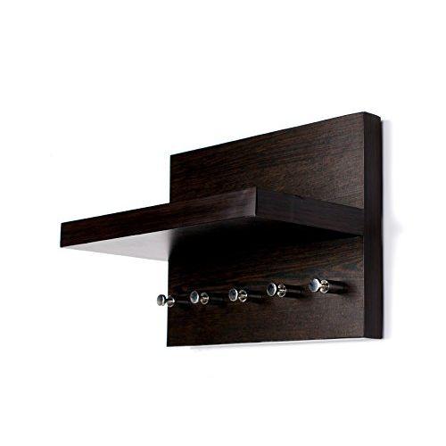 Bluewud Skywood Wall Mounted Home Decor Key Chain Holder/Key Hooks- W1