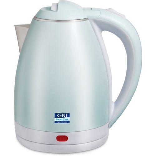 Kent 16055 Electric Kettle(1.8 L, Aqua)