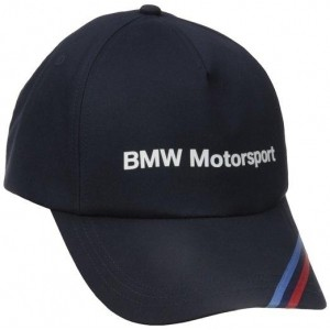PUMA Mens BMW Motorsport Blue Cap