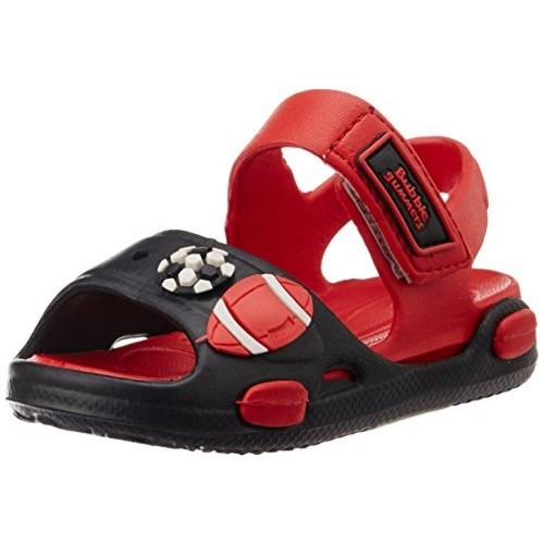 Buy Bubblegummers Red LEather Solid Boy