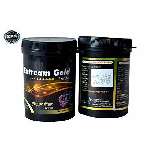 Goli Ustad Extream Gold Ayurvedic Powder