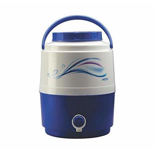 Milton Kool Musafir Insulated Plastic Water Jug, 20 Litres, Blue
