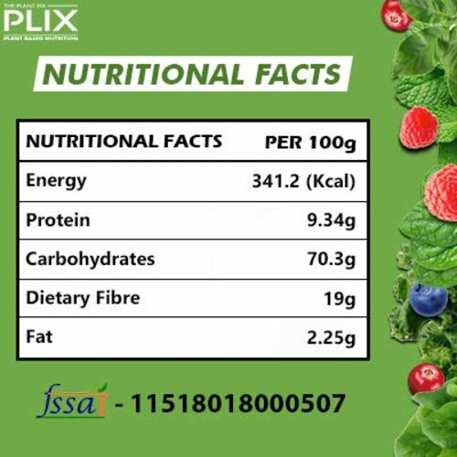 The Plant Fix Plix Immunity Boosting Daily 45 Superfoods, Whole Food Multivitamins Supergreens Powder with Vitamin C, B12, D3, B6, Zinc, Iron Probiotics for