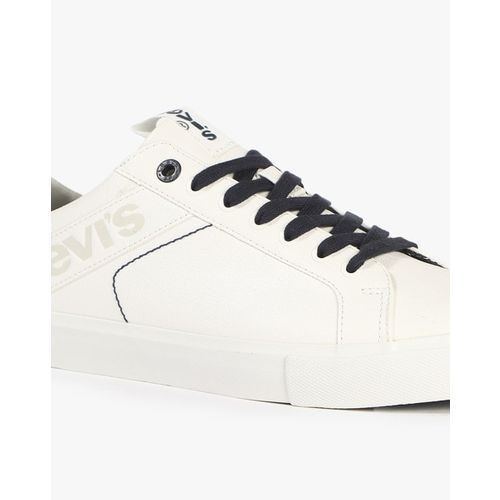 LEVIS Woodward L Brand Print Lace-Up Sneakers