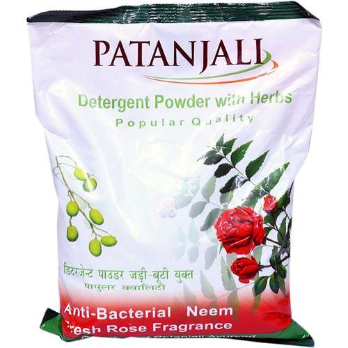 Patanjali Popular Detergent Powder - Detergent Powder 5 kg(lemon & neem)