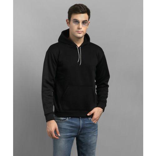TRYCLO Full Sleeve Solid Men Sweatshirt
