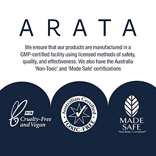 Arata Zero Chemicals Arata Natural Lip balm (10 gm) for dry, chapped lips with Intense Moisturizing || Power of Cardamom oil || Cocoa & Mango butter