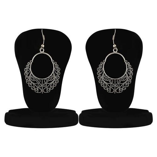 Sukkhi Delightful Oxidised Dangle Earring For Women