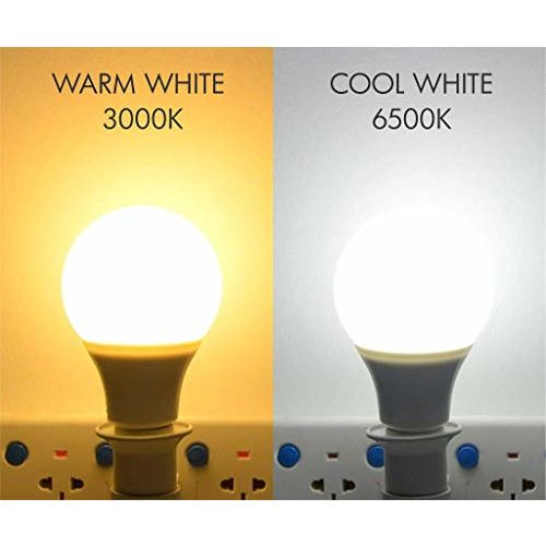 Murphy 20-Watts B22 LED Warm White Bulb, Pack of 2