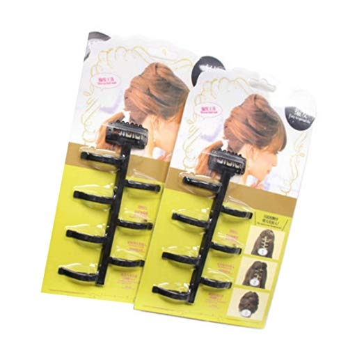 Sanas French Weave Styling Braider Hair