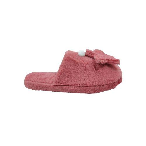 Pampys Angel pink slip on flip flop