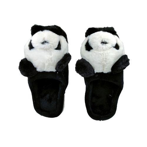Pampys Angel W BigPanda Winter Fur Slipper/Flip Flops for Women