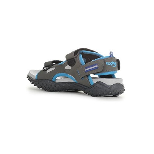 Liberty Grey Synthetic Kids Levin Casual Sandals