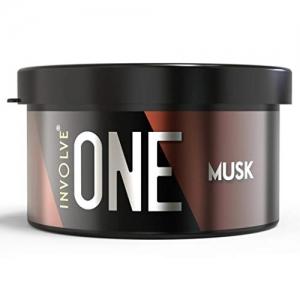 Involve Your Senses ONE Musk Organic Car Perfume, Involve Your Senses Strong Fiber Air Freshener - IONE01