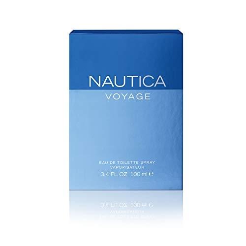 Nautica Voyage Eau de Toilette For Men, 100ml