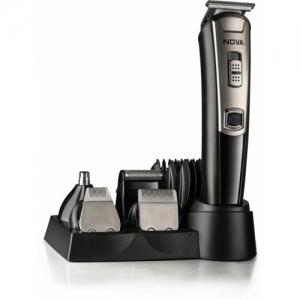 Nova Nova NG 1153 Digital USB Runtime: 160 Mins Trimmer for Men(Black)