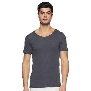 Levi's Grey Cotton Solid Regular Fit