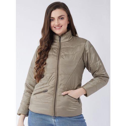 Pivl Full Sleeve Solid Women Jacket