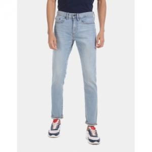 GAP Blue Denim Tapered Fit Jeans