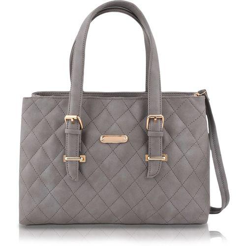 LIKE STYLE Grey Shoulder Bag