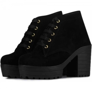 HimQuen New Trendy, Stylish, Girl's High Heel, Comfortable and Fashionble,Out Door, Boot.