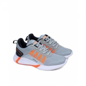 WORLD WEAR FOOTWEAR Flat Heel Lace-Fastening Sports Shoes