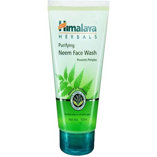 Himalaya Purifying Neem Face Wash(50 ml)