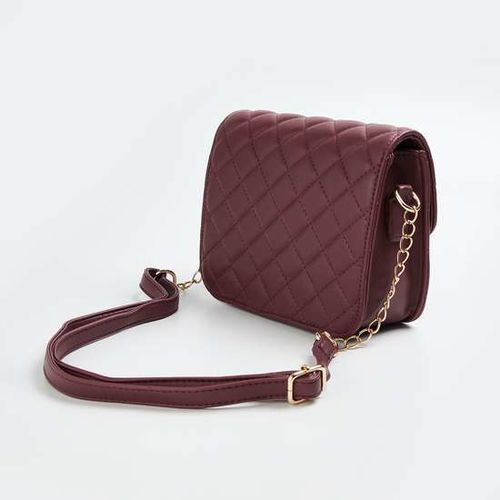 CODE Women Quilted Sling Bag