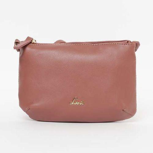 LAVIE Solid Zip-Closure Sling Bag