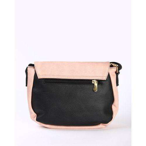 BAGGIT Colourblock Sling Bag with Flap
