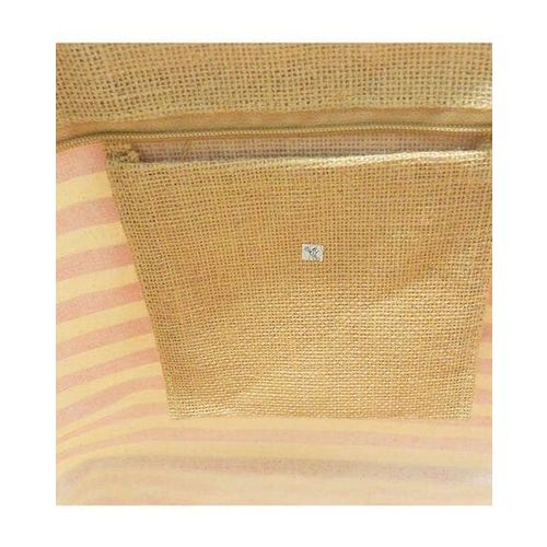 Earthbags Striped Tote Bag