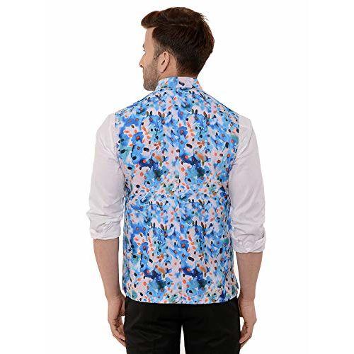 hangup Men's synthetic Waist Coat