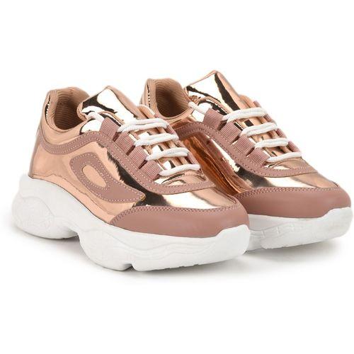 HASTEN Dixy Sneakers For Women(Pink)