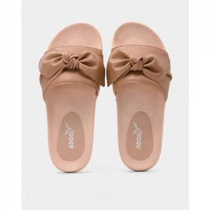 ADORLY Sliders with Bow Details