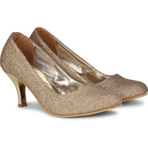 Likes footwear Women Brown Heels