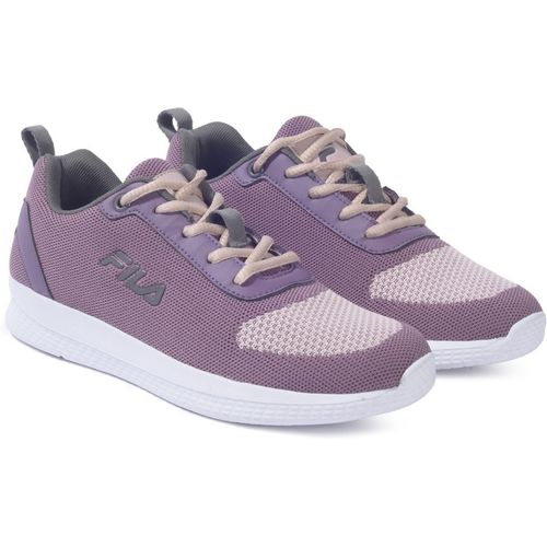 Fila PERINNO Running Shoes For Women(Purple)
