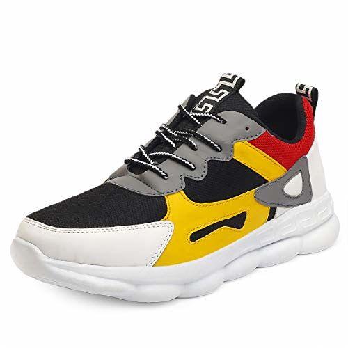 ROCKFIELD Men's Casual Sneakers Shoes