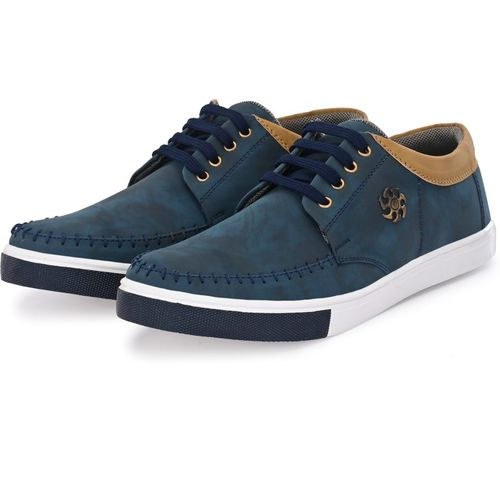 bluemaker casual for men (blue 06) Sneakers For Men(Blue)