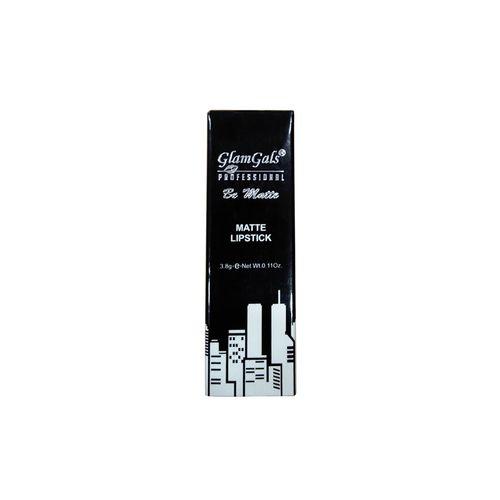 glamgals matte finish kissproof lipstick metallica - 3.8 gm