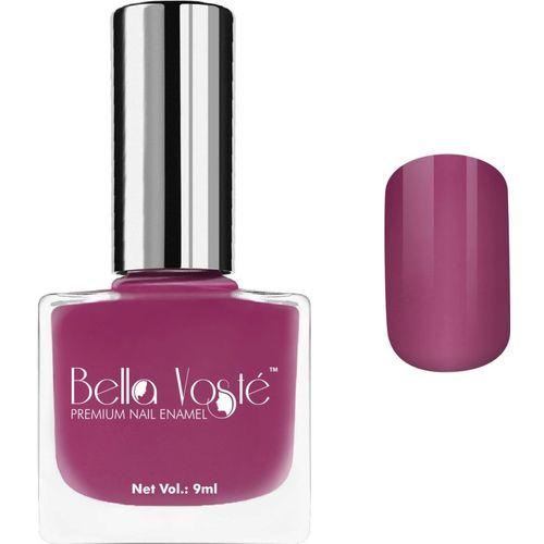 Bella Voste Premium Nail Enamel PASSIONATE PLUM
