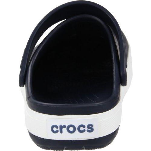 crocs Navy/Bijou Blue Clogs - M6W8 (11989-42T)
