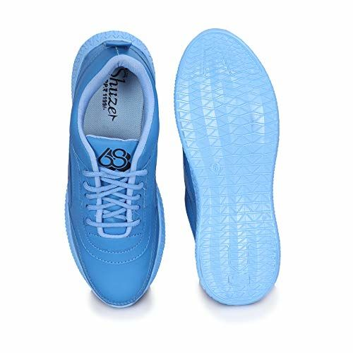 Shuzer68 Men's Blue Colour Latest Collection Sports Running Shoes