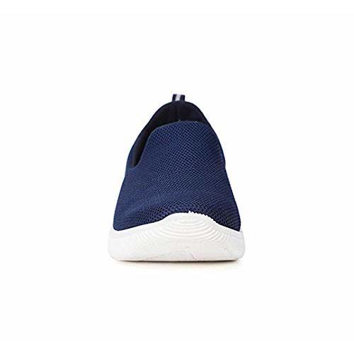 BATA Women's Selah Blue Loafers-4 UK (37 EU) (5599913)
