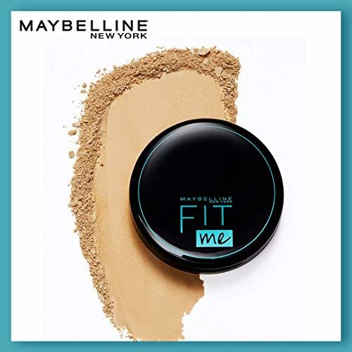 Maybelline New York Fit Me 12Hr Oil Control Compact, shade 128, 8g