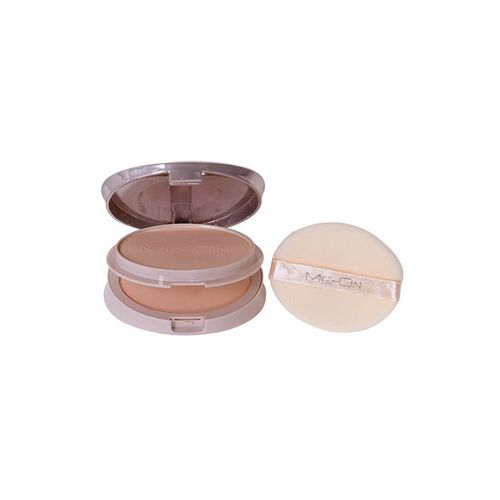 Me On me-on soft focus crystal bright puff cake compact powder