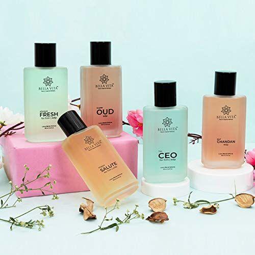 Bella Vita Organic CEO Men Perfume Office Wear, 100 ml