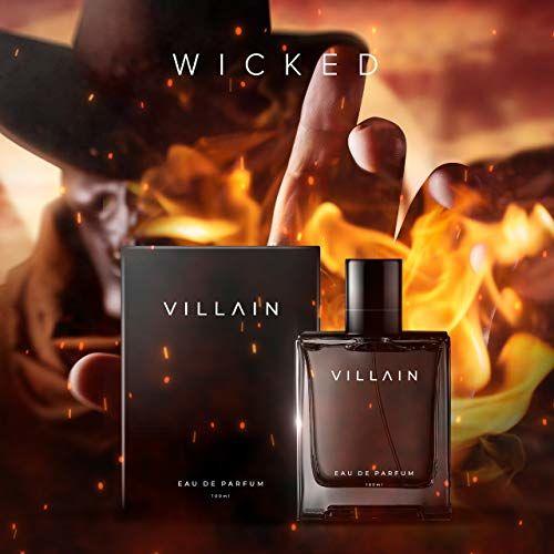 Villain (Eau De Parfum) Perfume for men, 100 ml