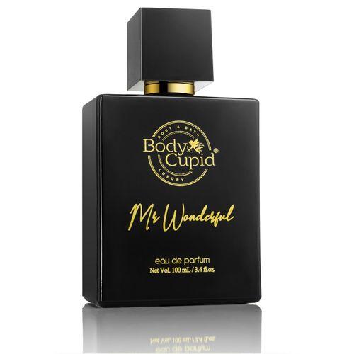 Body Cupid Mr Wonderful Perfume Eau de Parfum - 100 ml(For Men)
